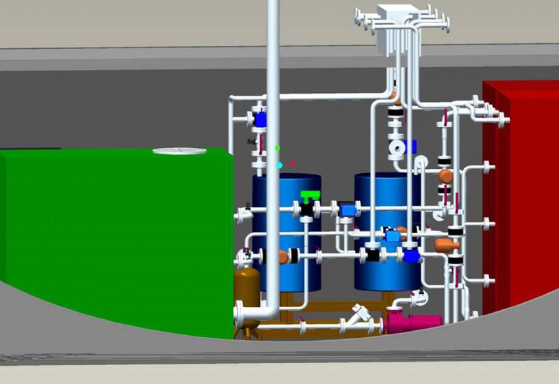 Dezentrale Energieversorgungseinheit