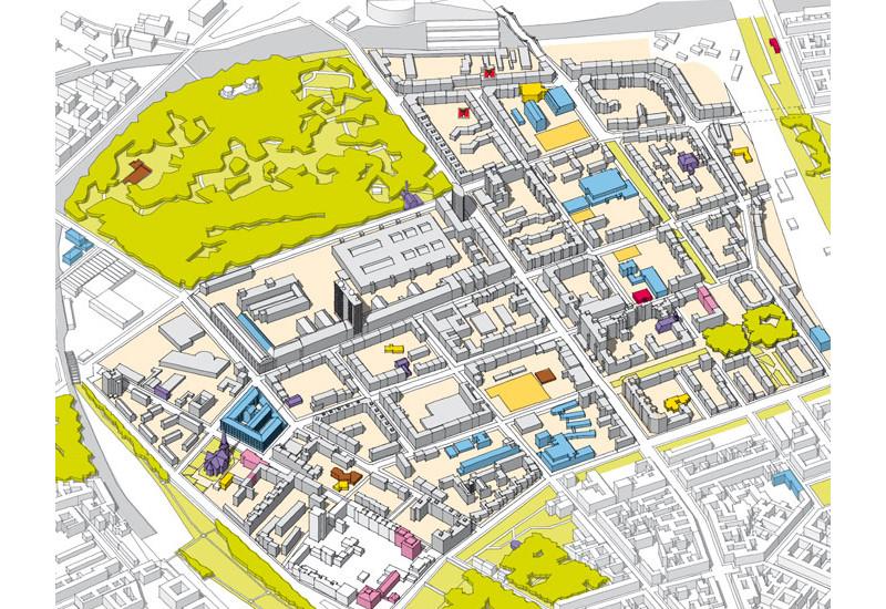 Kiezplan Brunnenviertel