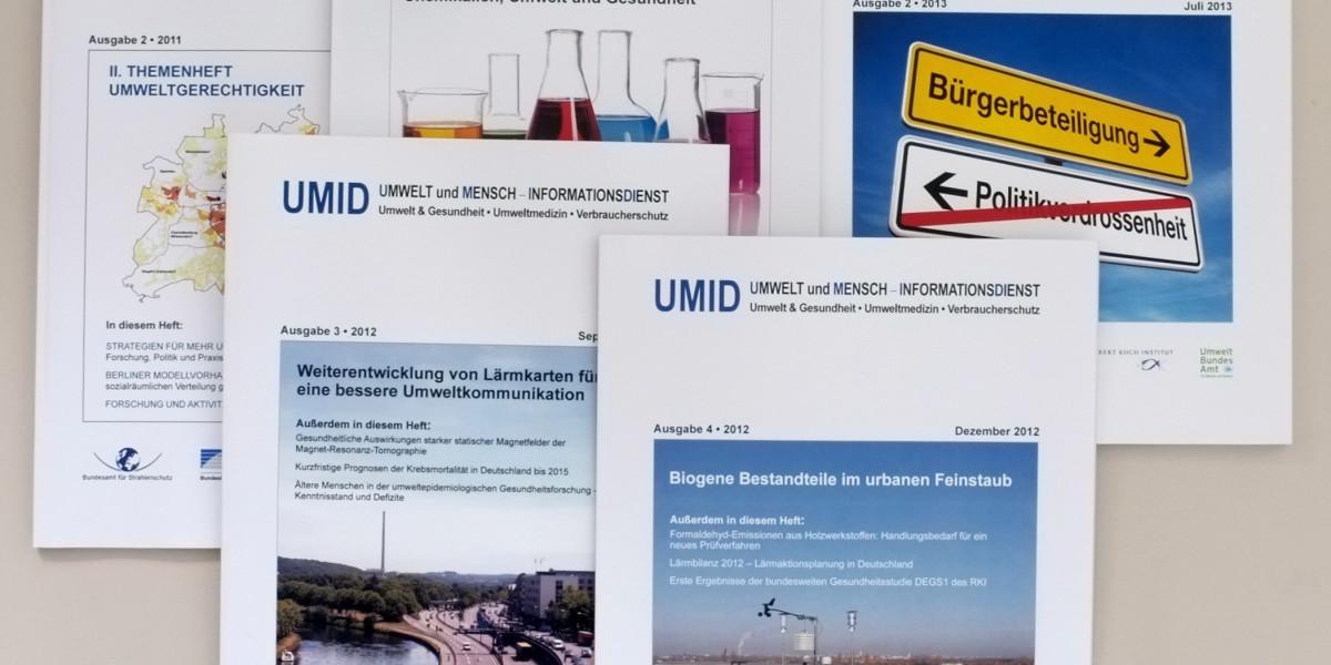 UMID - Zeitschrift für Umwelt & Gesundheit • Umweltmedizin • Verbraucherschutz