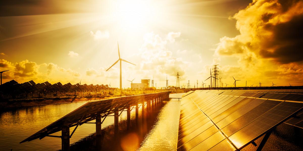 Renewable energies - the new technic