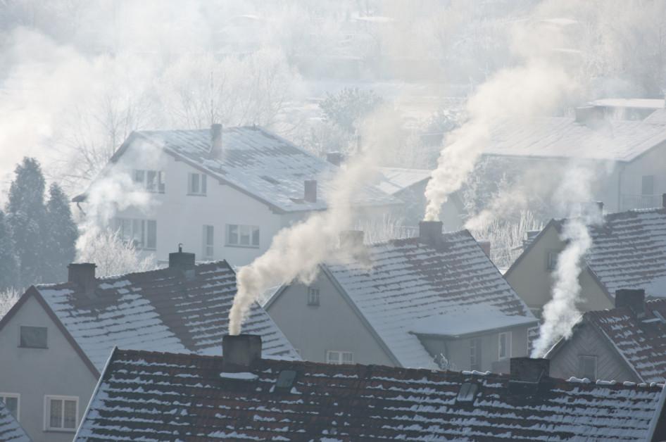 Top Emissionen aus Kleinfeuerungsanlagen in Wohngebieten | Umweltbundesamt SG16