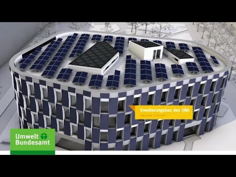Der UBA-Erweiterungsbau in Dessau-Roßlau: Das architektonische und energetische Konzept