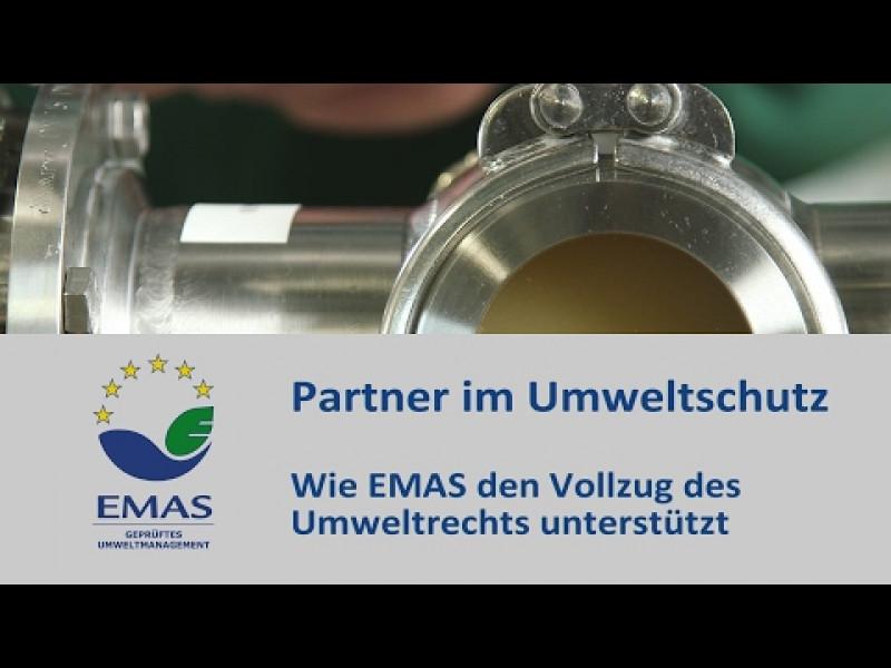 EMAS – Mehrwert für Unternehmen, Behörden und die Umwelt