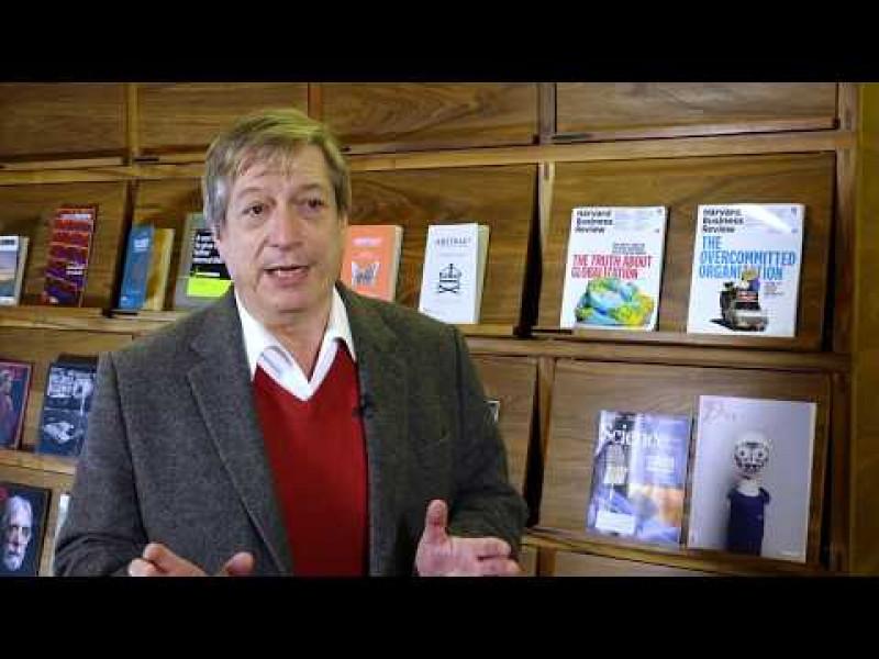 Videointerview Harry Lehmann, UBA