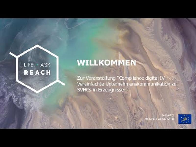 """Web-Konferenz """"Compliance digital IV"""" vom 07.05.2021"""