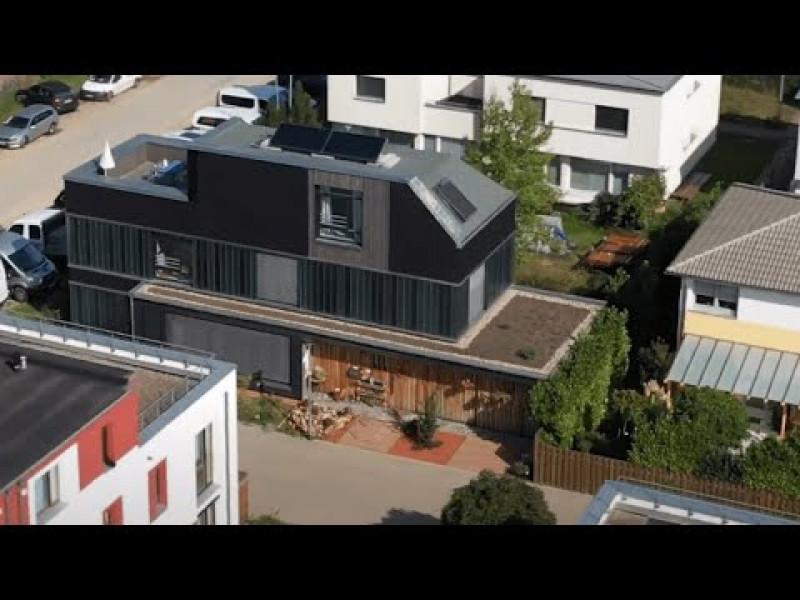 cityförster, Recyclinghaus, Hannover (Anerkennung Bundespreis UMWELT & BAUEN, Kategorie Sonderpreis)
