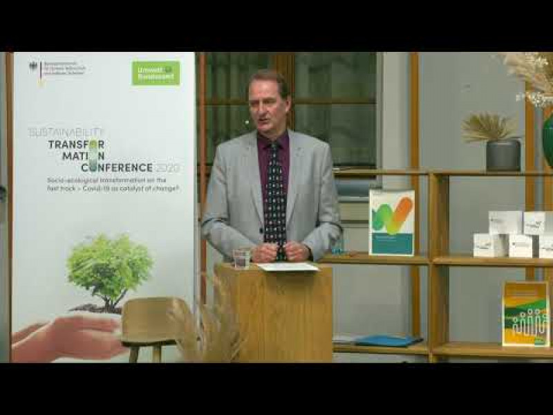 Sustainability Transformation Conference 2020: Opening