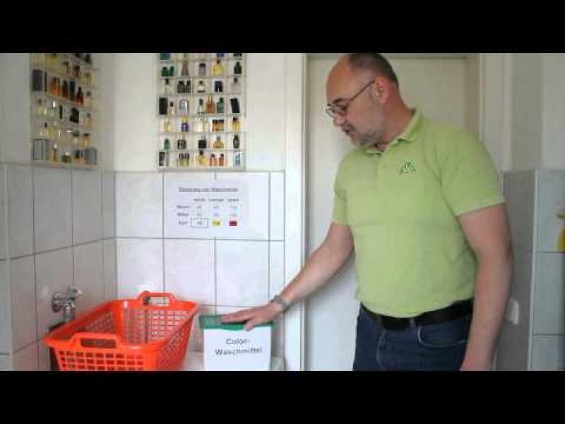 Sustainable laundering