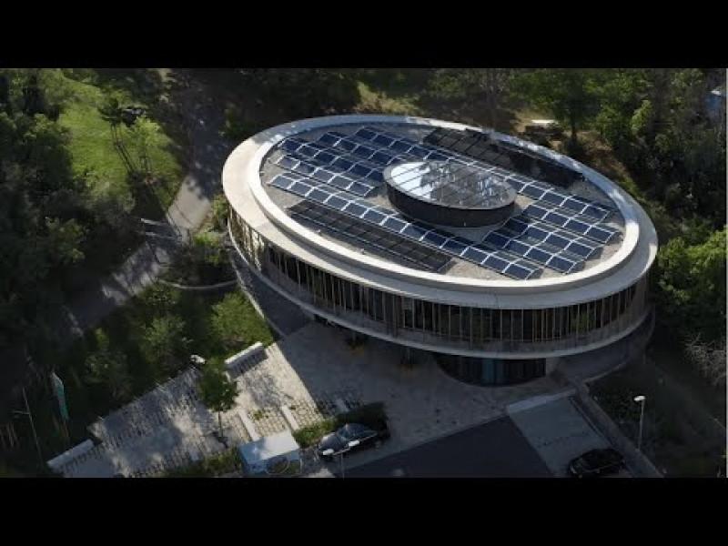 balda architekten gmbh/Tragraum Ingenieure, Umweltstation der Stadt Würzburg (Anerkennung Bundespreis UMWELT & BAUEN, Kategorie Nichtwohngebäude)