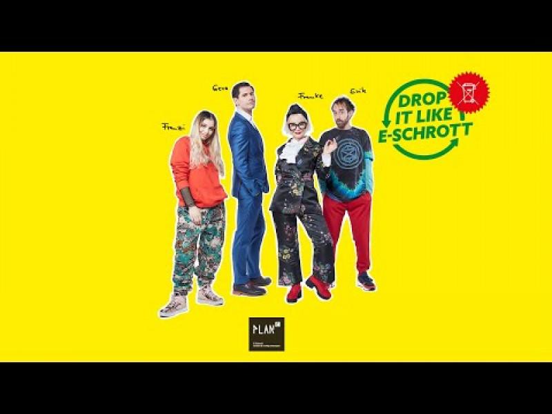 Drop it like E-Schrott