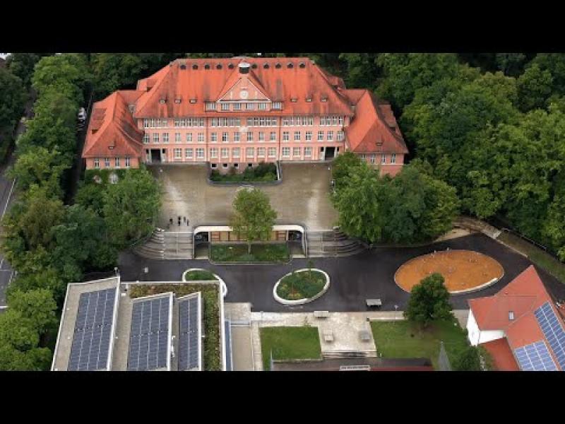 Liebel/Architekten, Klassentrakt Schubart-Gymnasium, Aalen (Preisträger Bundespreis UMWELT & BAUEN, Kategorie Nichtwohngebäude)