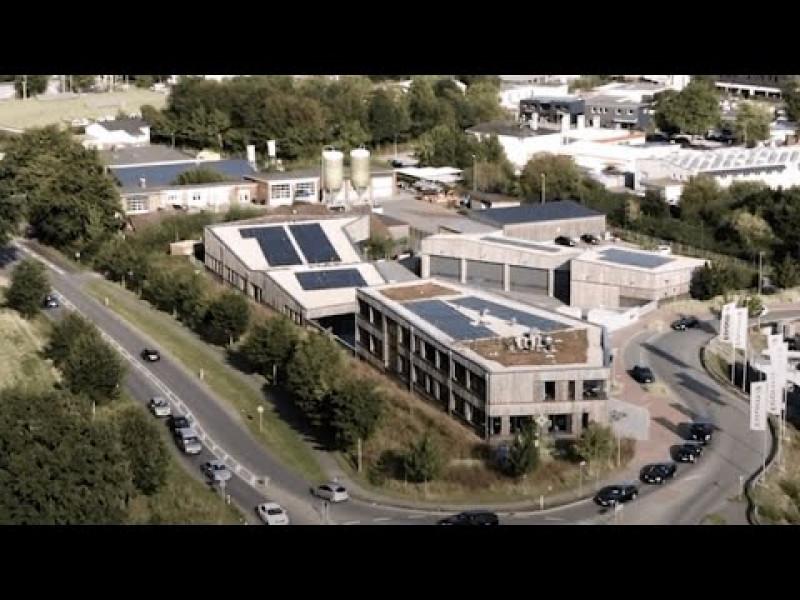 IBUS Architektengesellschaft, Neubau der Stadtwerke Neustadt (Holstein), Neustadt (Anerkennung Bundespreis UMWELT & BAUEN, Kategorie Nichtwohngebäude)