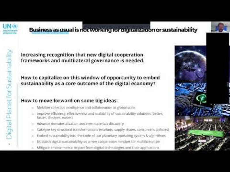 Virtual Event: Digital Solutions to Reach the 2030-Agenda