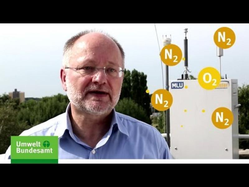 Auf der Spur der Luft - Das Luftmessnetz des Umweltbundesamtes