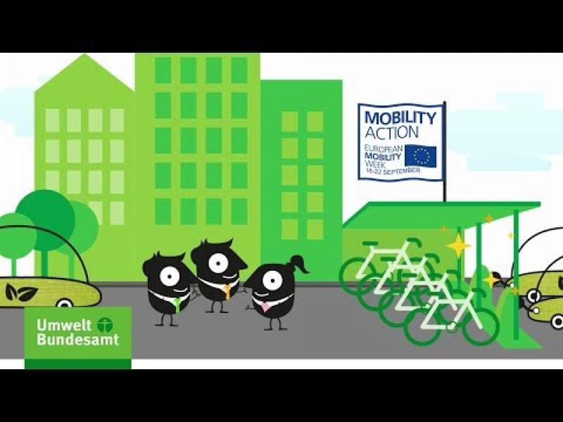 Europäische Mobilitätswoche in Deutschland – Werde Teil der Bewegung!