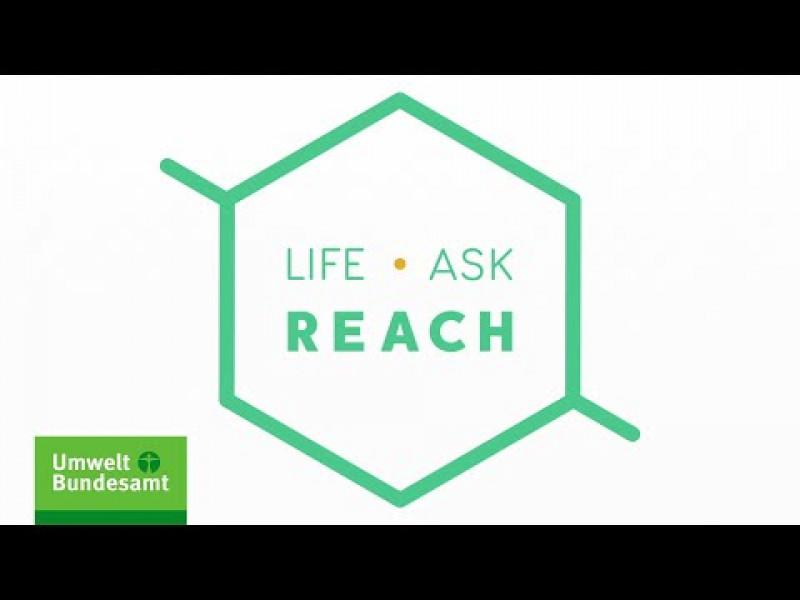 AskREACH: Vereinfachte Unternehmenskommunikation zu SVHC
