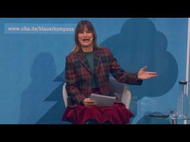 "Preisverleihung Wettbewerb ""Blauer Kompass"" 2020"