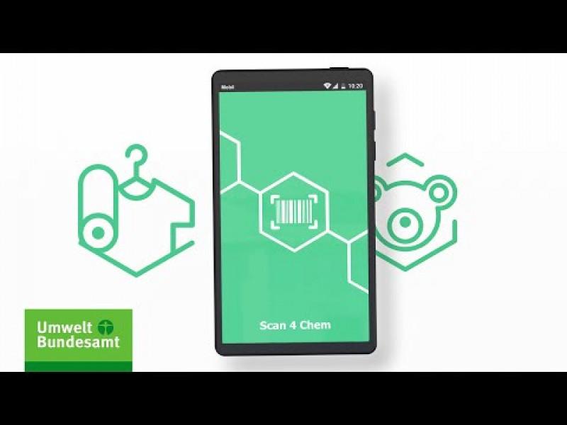 Scan4Chem: App gibt Informationen zu Schadstoffen in Produkten