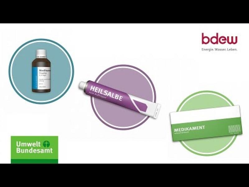 Erklärfilm: Alte Medikamente richtig entsorgen