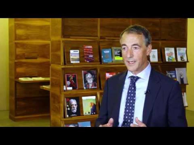 Interview mit Guido Fürer, Group Chief Investment Officer, Swiss Re