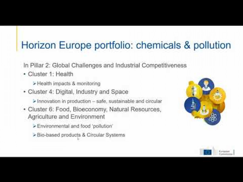 HBMC2020: Horizon Europe – a faster move from research to policy by Anna Lönnroth