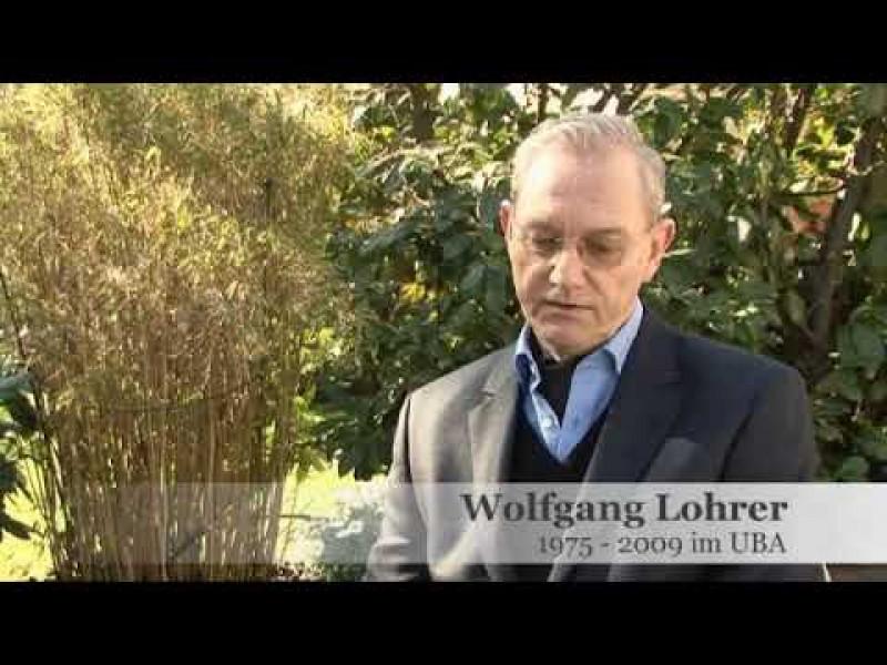 Wolfgang Lohrer (UBA-Mitarbeiter 1975 - 2009) im Jahr 2010 über die Chemiekatastrophe von Seveso