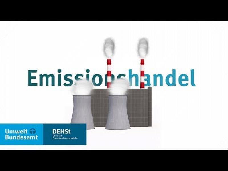UBA-Erklärfilm: Wie funktioniert der EU-Emissionshandel?