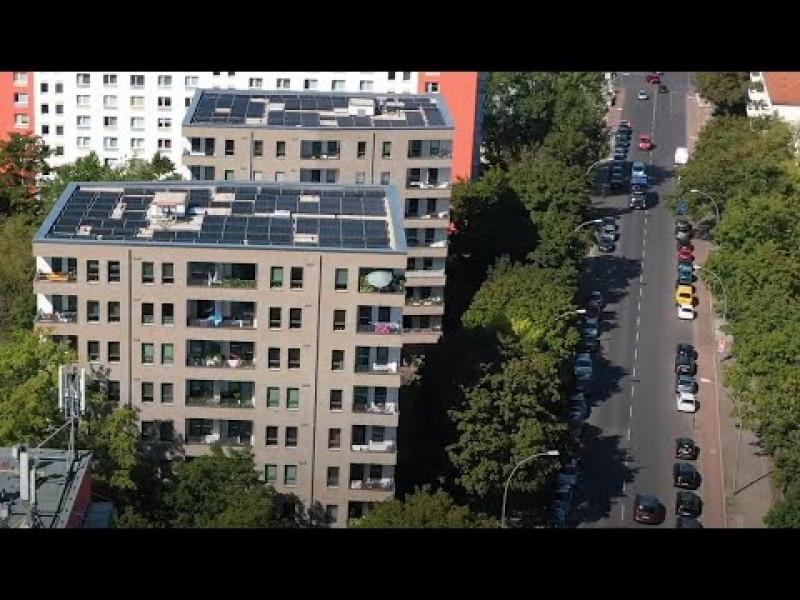 HOWOGE, Quartier Sewanstraße, Berlin (Preisträger Bundespreis UMWELT & BAUEN, Kategorie Wohngebäude)